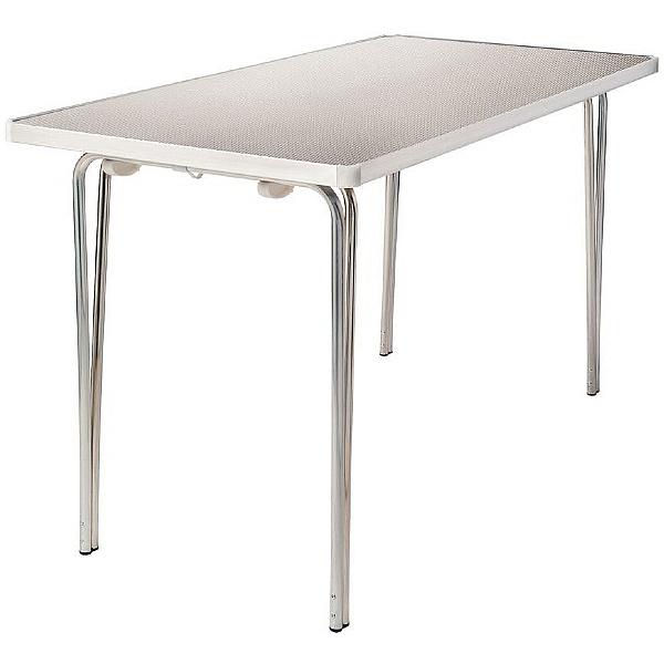 Gopak Aluminium Top Folding Table