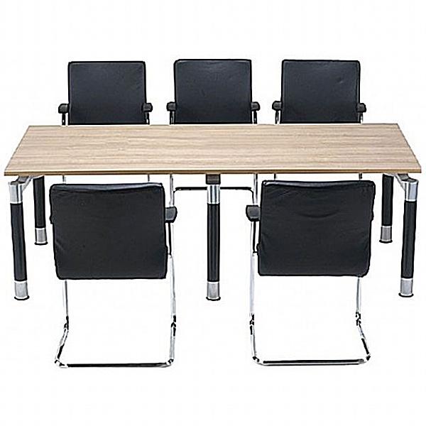 Trilogy Rectangular Boardroom Tables