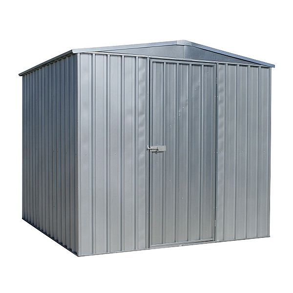 Sealey Galvanized Steel Shed - 2300W x 2300D x 2200H
