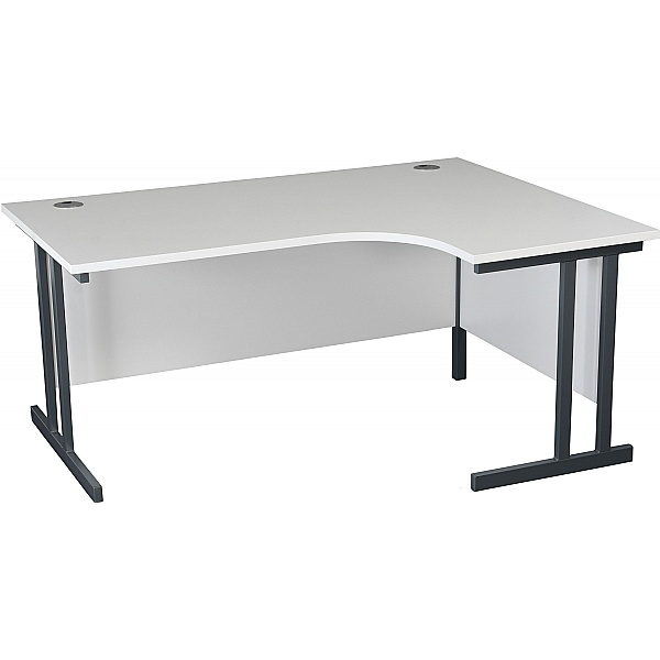 NEXT DAY Karbon K3 Ergonomic Deluxe Cantilever Desk