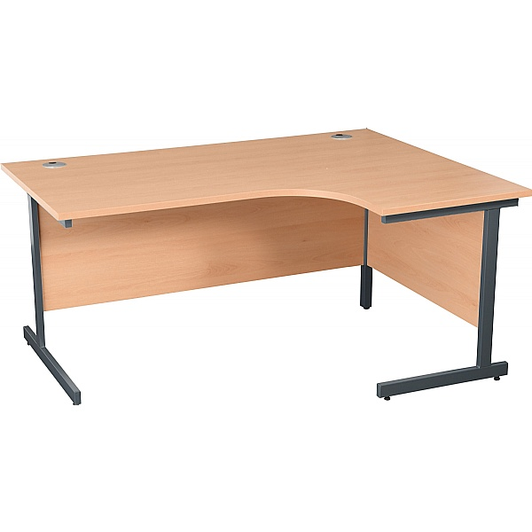 NEXT DAY Karbon K1 Ergonomic Cantilever Office Desks