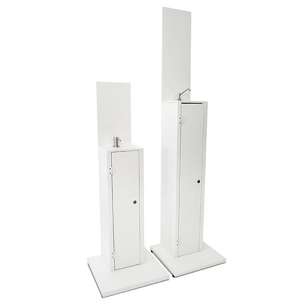 Premium High Capacity Hand Sanitising Stations