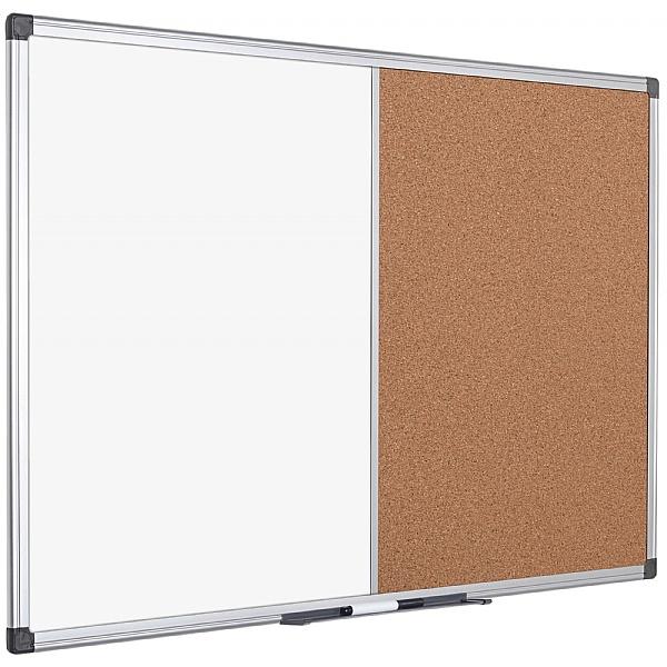 Bi-Office Cork / Whiteboard Combi Boards