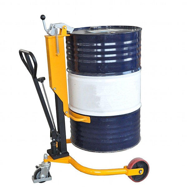 Hydraulic Steel and Plastic Drum Lifter