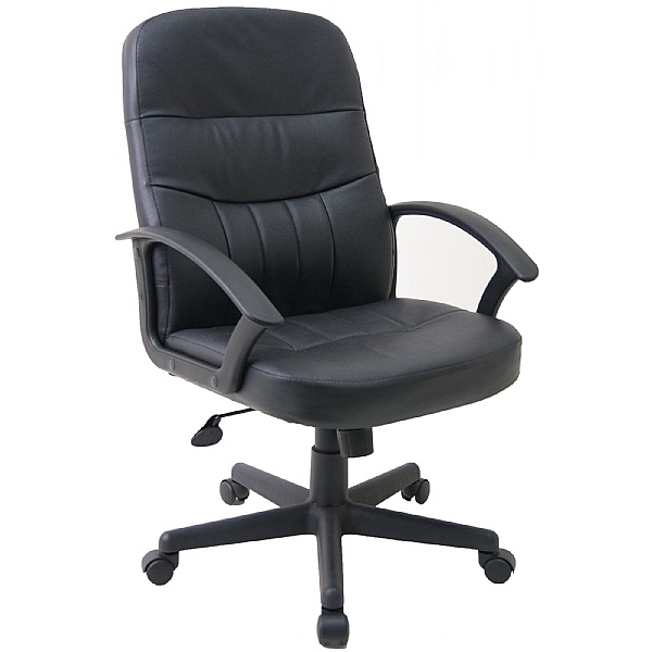 Buxton Bonded Leather Manager Chair