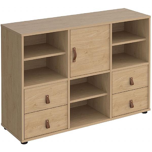Cubix Cinco Home Office Cabinet