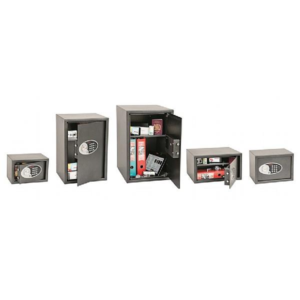 Phoenix Vela Series Safes With Electronic Lock