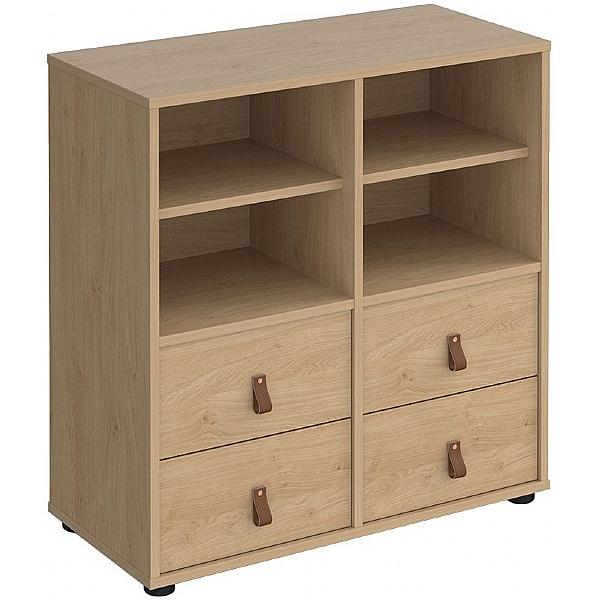 Cubix Tres Home Office Cabinet