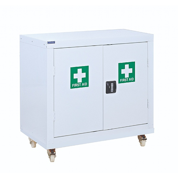 Mobile First Aid Cupboards
