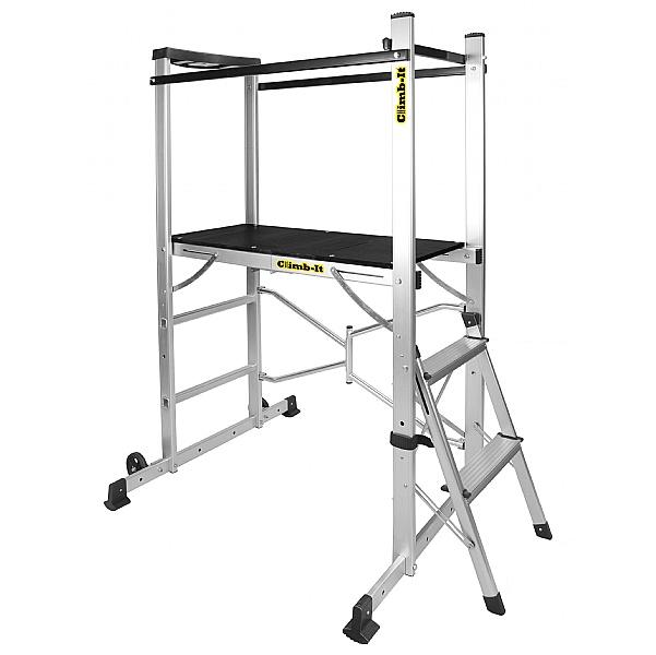 Climb-It Folding Work Platform