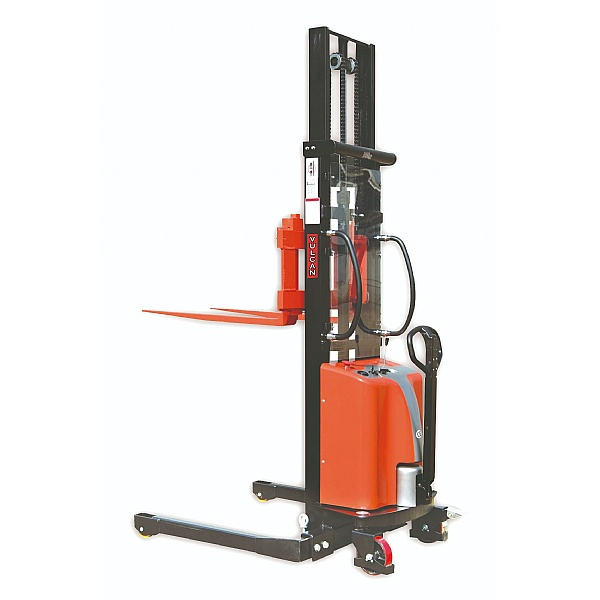 Vulcan Semi Electric Straddle Stackers - 1000kg