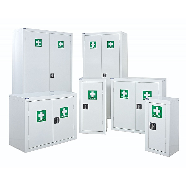 First Aid Floor Cupboards