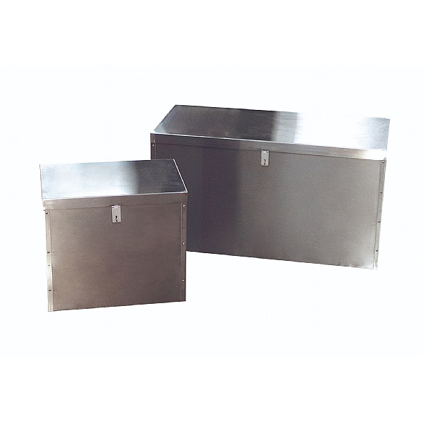 Select Stainless Steel Floor Chests