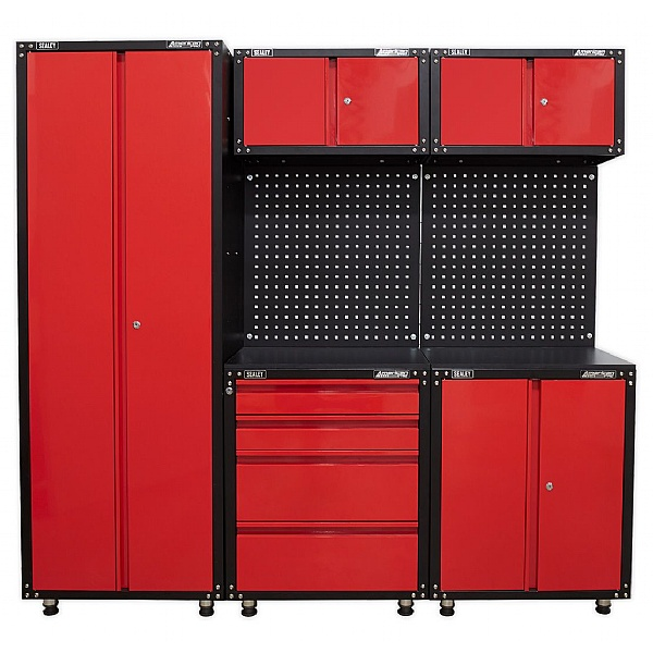 Sealey American Pro Modular Storage System  - Package C