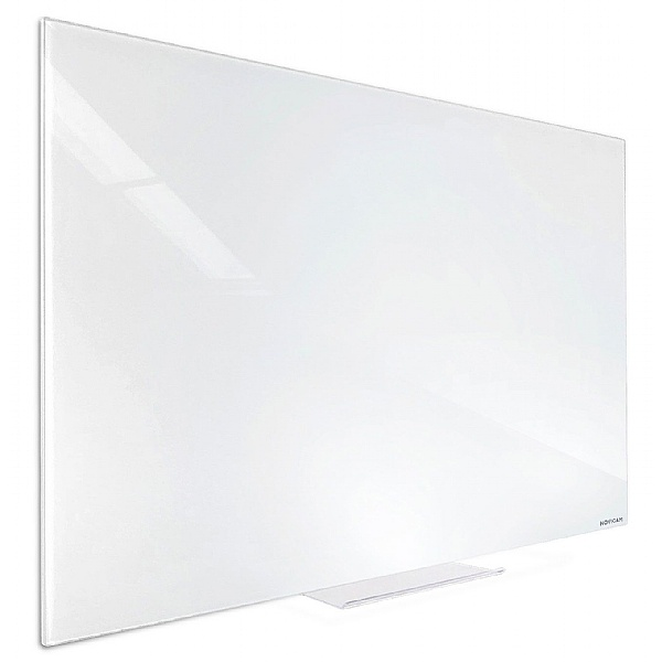 Novigami Magnetic Glass Whiteboard with Magnets