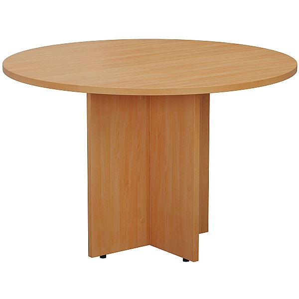 NEXT DAY Elements Round Meeting Tables