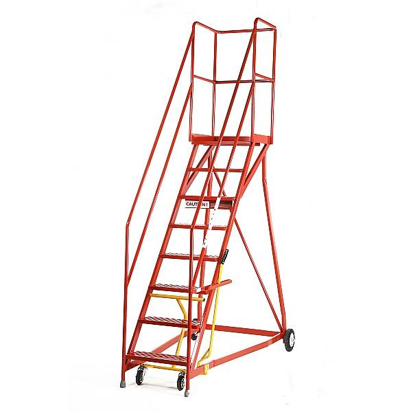 Steptek Quality Extra Heavy Duty Mobile Steps