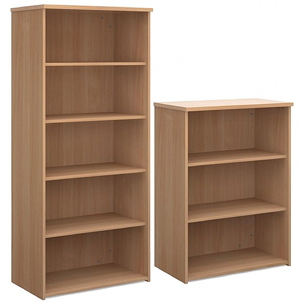 NEXT DAY Integrate Office Bookcases