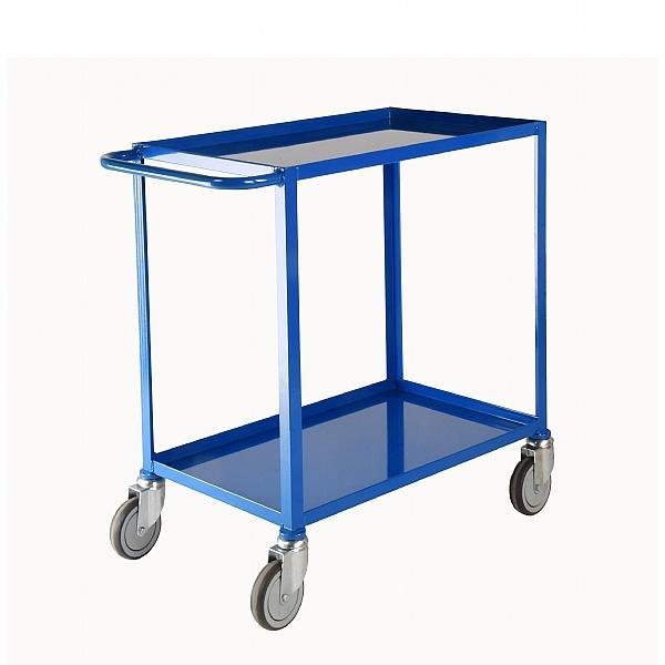 Budget 2 Tier Tray Trolleys