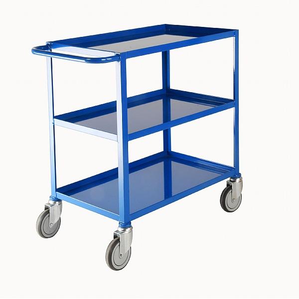 Budget 3 Tier Tray Trolleys