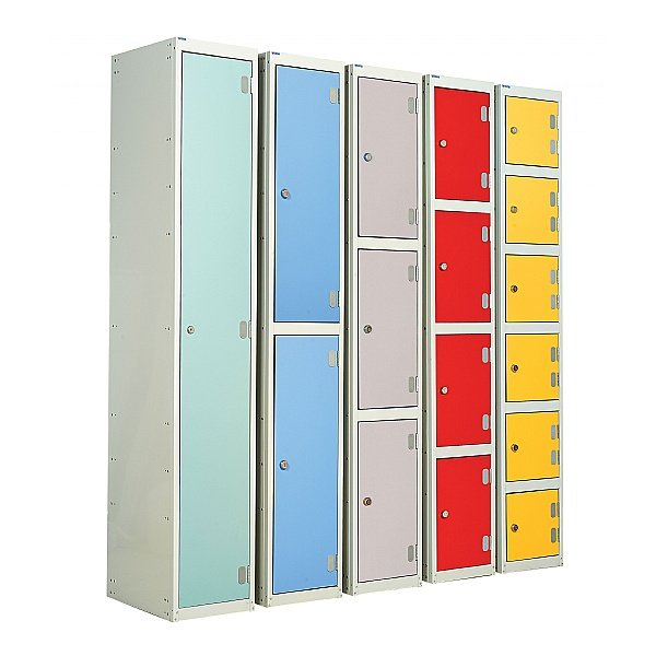 Select Laminate Lockers With Germ Guard