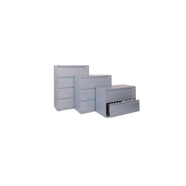 Bisley Side Filing Cabinets