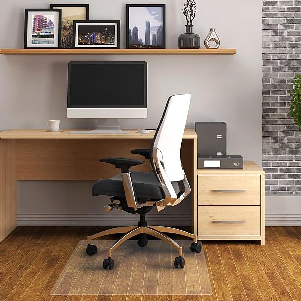 Hard Floor PVC Chair Mats Rectangular