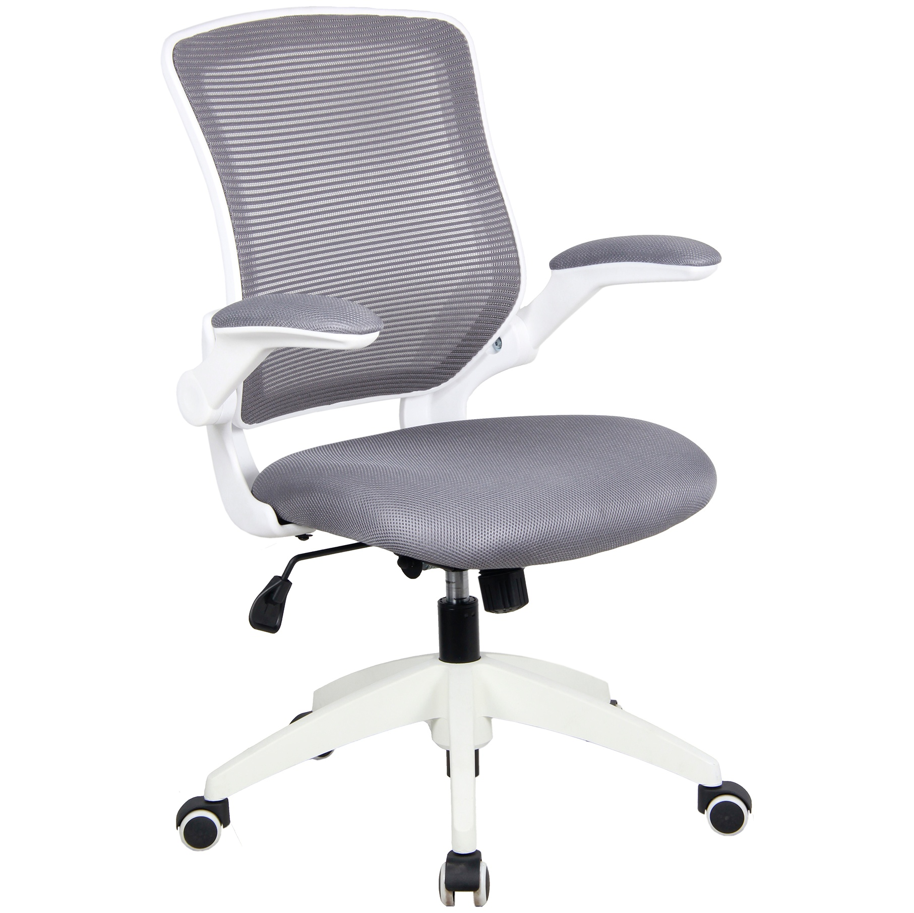 Image of: Fusion Mesh Office Chairs Operator Task Chairs