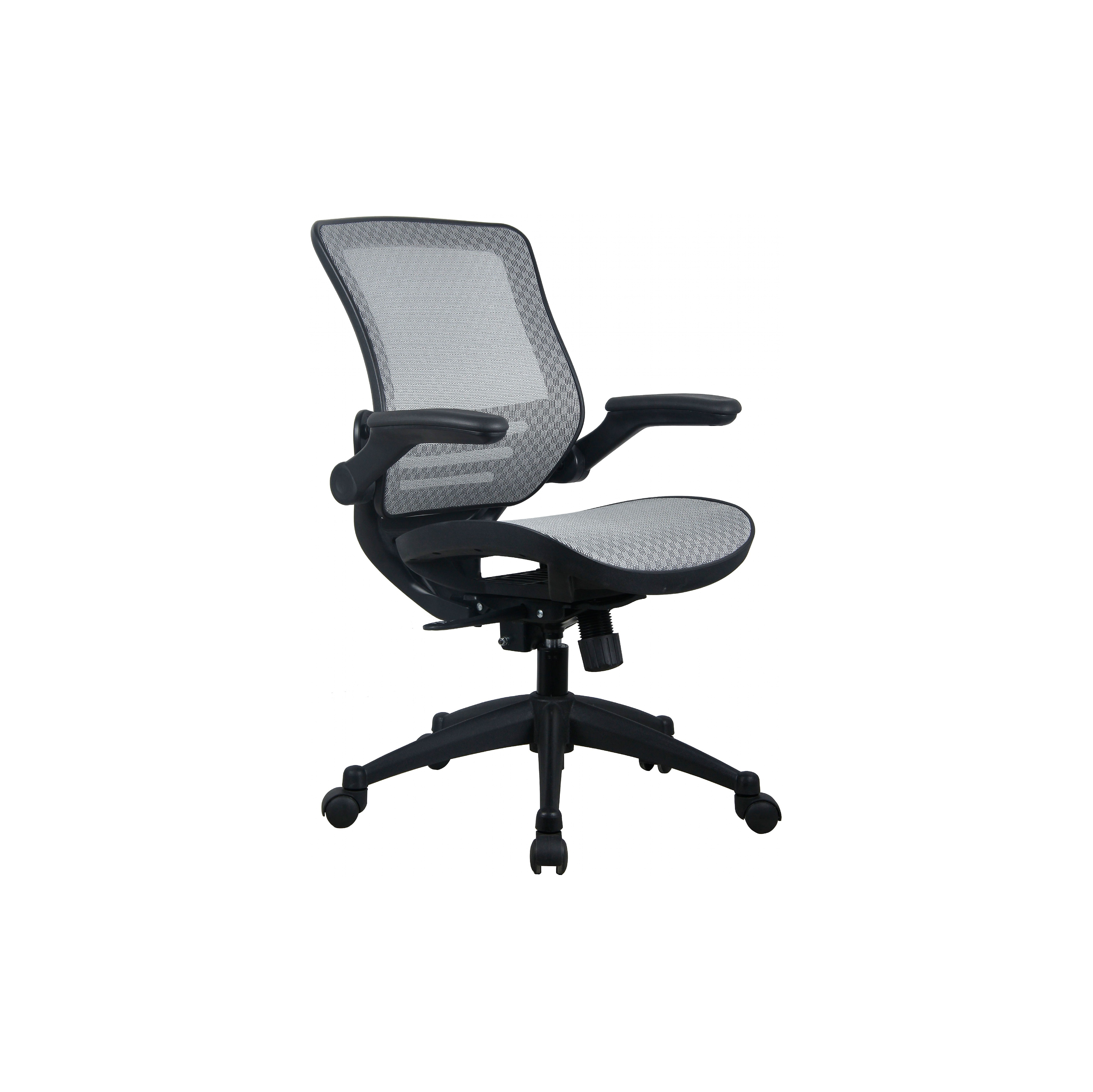 Image of: All Mesh Synchro Office Chairs Operator Task Chairs
