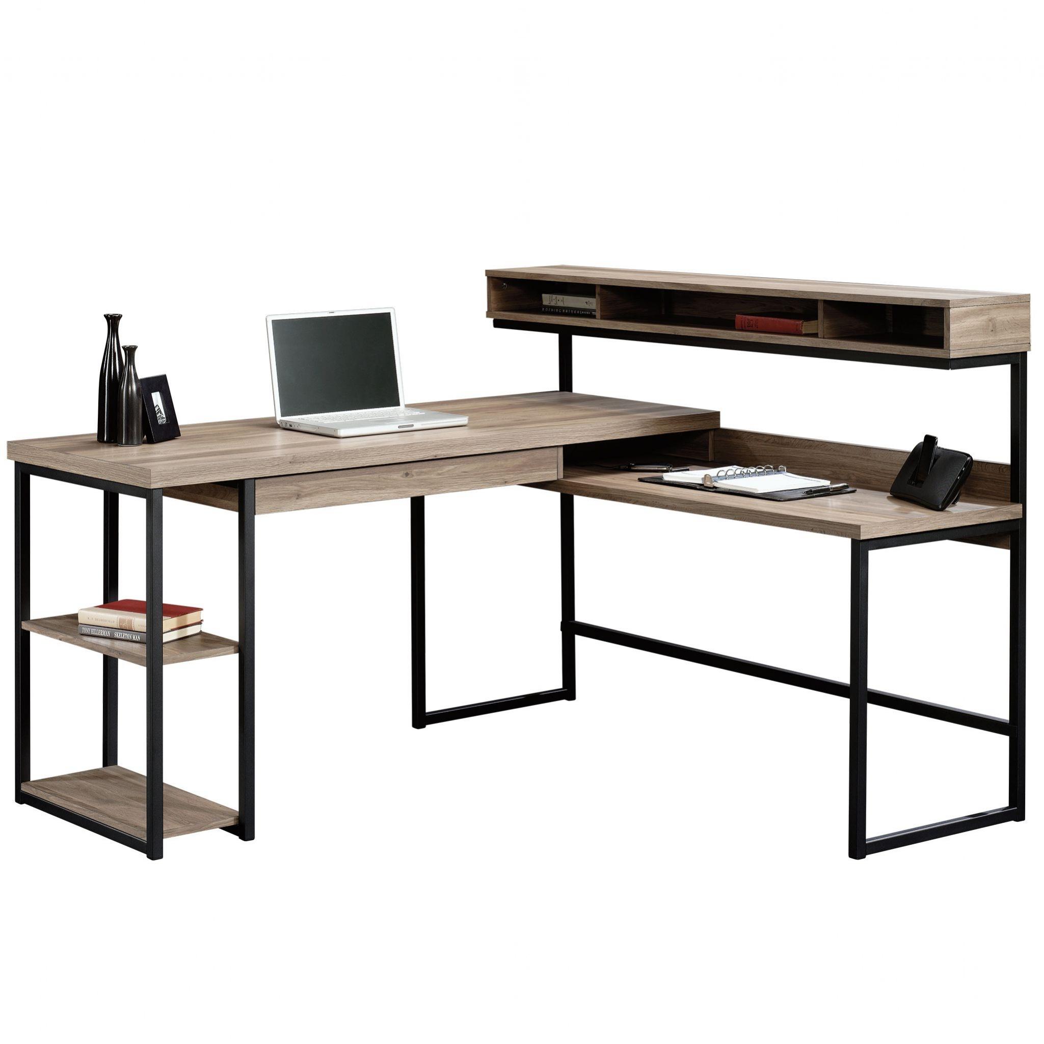 Image of: Streamline L Shaped Computer Desk Home Computer Desks