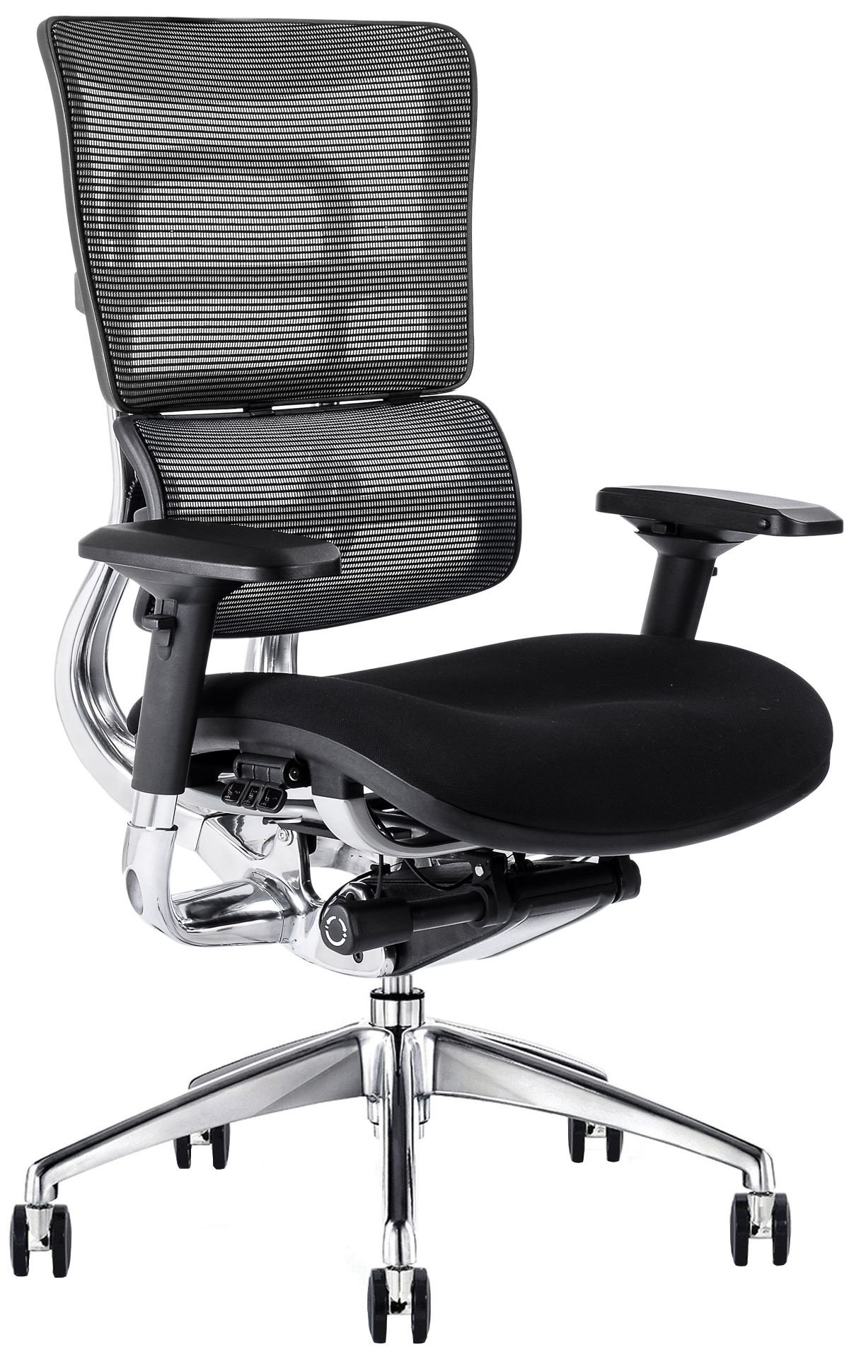 Picture of: I29 24 Hour Mesh And Fabric Office Chair 24 Hour Office Chairs
